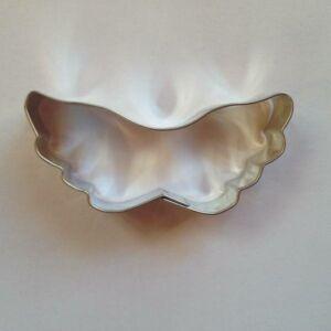 Angyalszárny karácsonyi sütikiszúró forma 2,9 x 6,8 cm