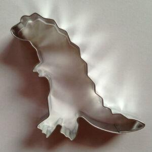 Dinó, dinoszaurusz kiszúró forma, sütikiszúró 9 cm