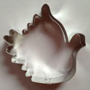 Galamb kiszúró forma, sütikiszúró 9 cm