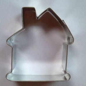 Mézeskalács ház forma 7 cm