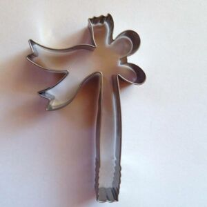 Ostor sütikiszúró forma 9,3 x 5,5 cm